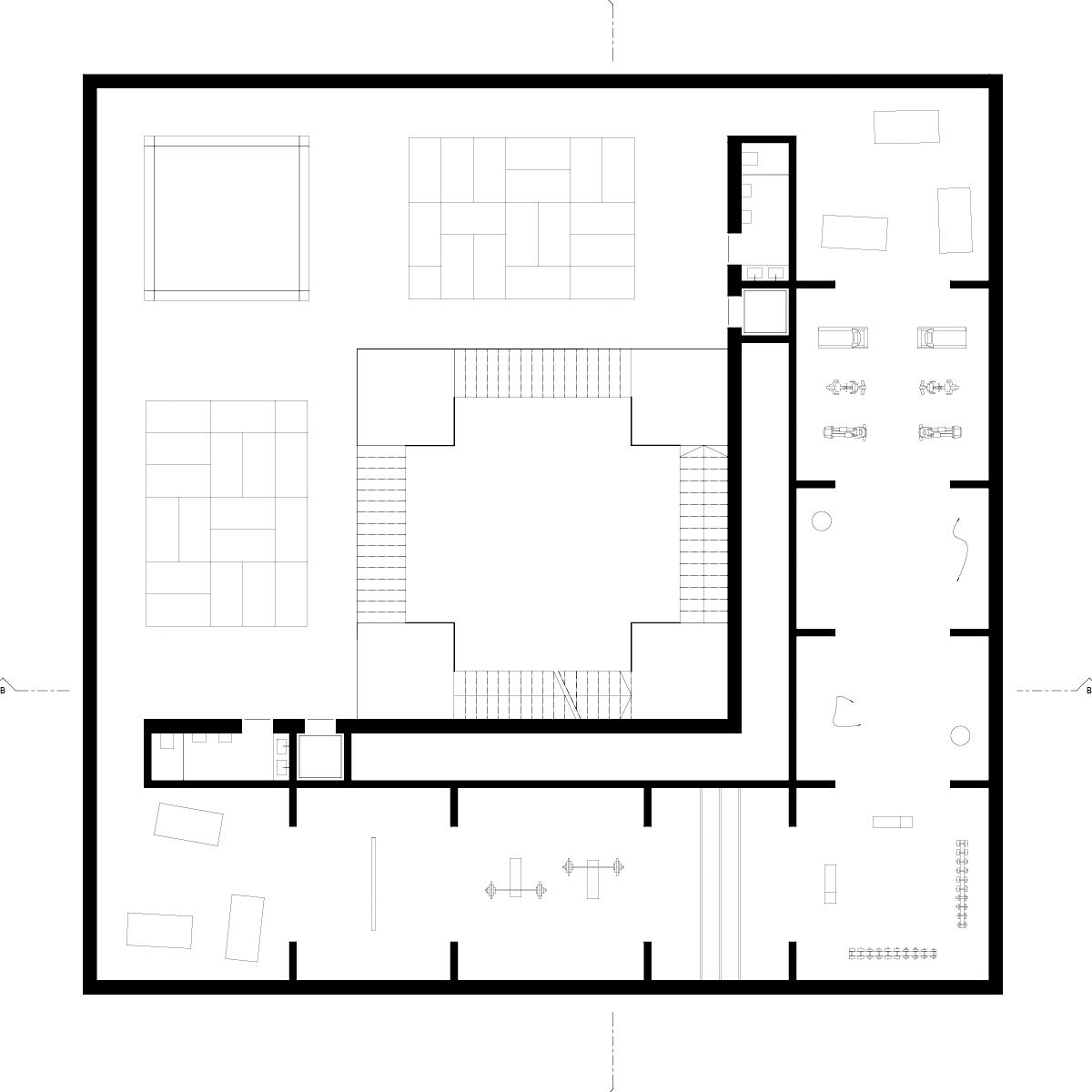Entwerfen 2 – Institut für Gebäudelehre und Wohnbau