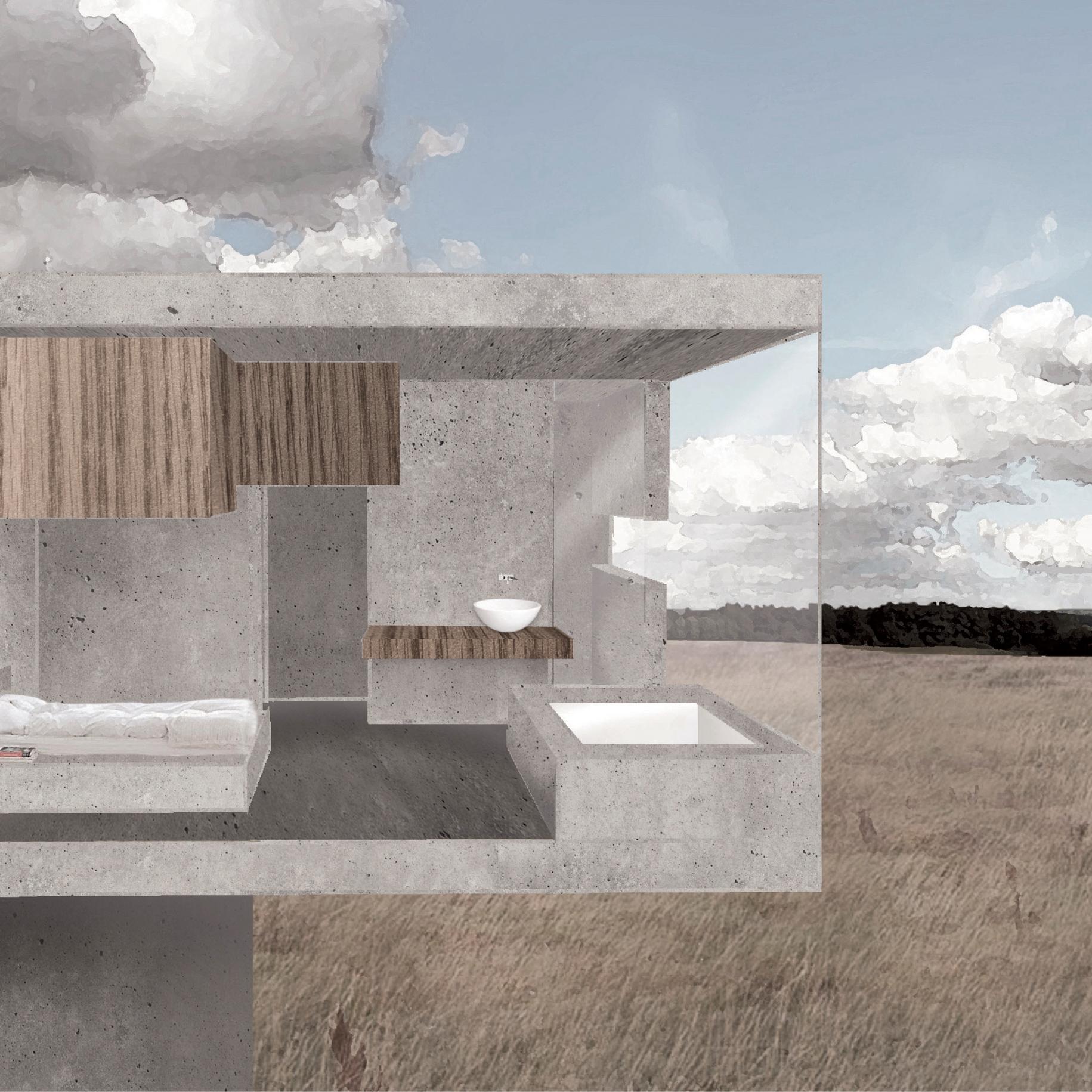 Entwerfen 1 – Institut für Gebäudelehre und Wohnbau